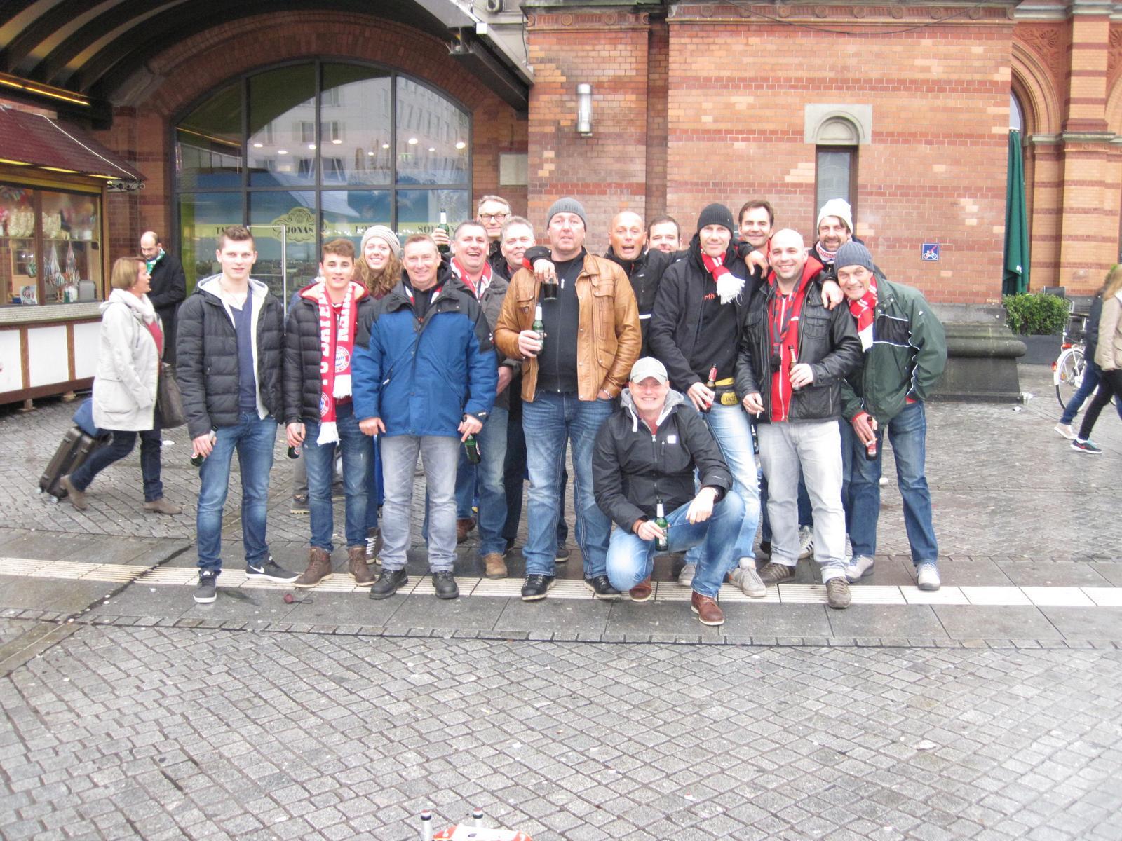 Werder Bremen Vs Fc Bayern Oktober 2015 Northern Reds Fc Bayern