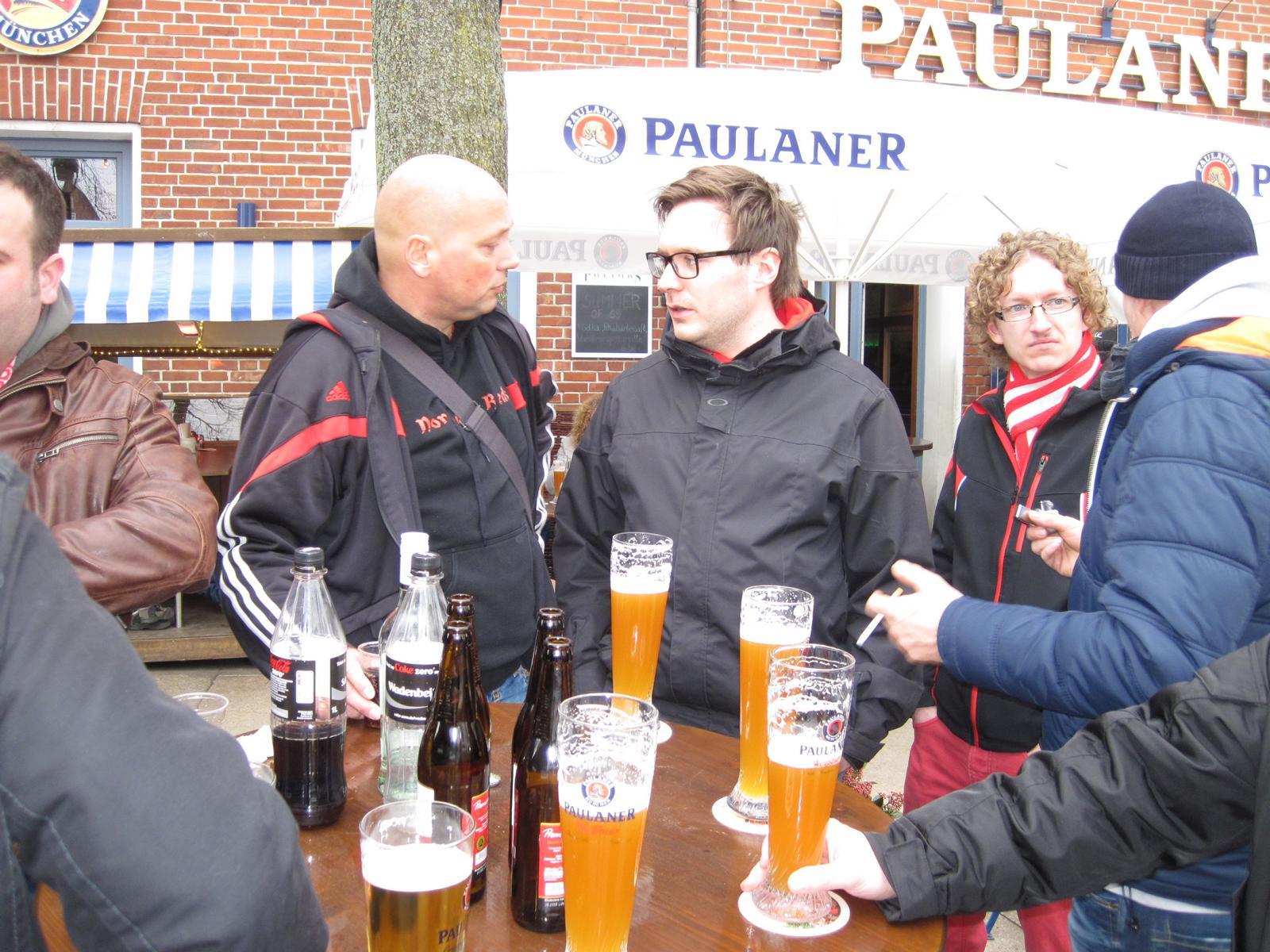 Werder Bremen Vs Fc Bayern März 2015 Northern Reds Fc Bayern